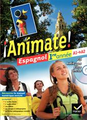 Animate Espagnol College Hatier